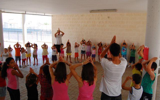 Finaliza el curso de la Escuela de Verano en Las Torres de Cotillas - 1, Foto 1