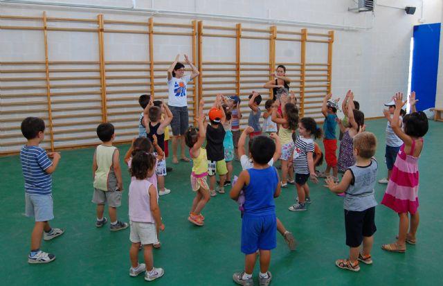 Finaliza el curso de la Escuela de Verano en Las Torres de Cotillas - 2, Foto 2