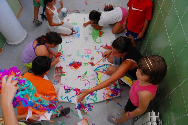 Finaliza el curso de la Escuela de Verano en Las Torres de Cotillas - 3, Foto 3
