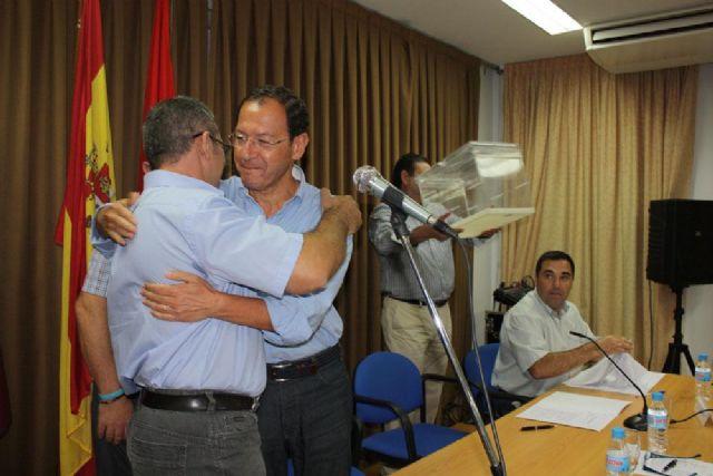 Cámara preside la elección de los presidentes de las juntas municipales de Llano de Brujas y El Raal - 2, Foto 2