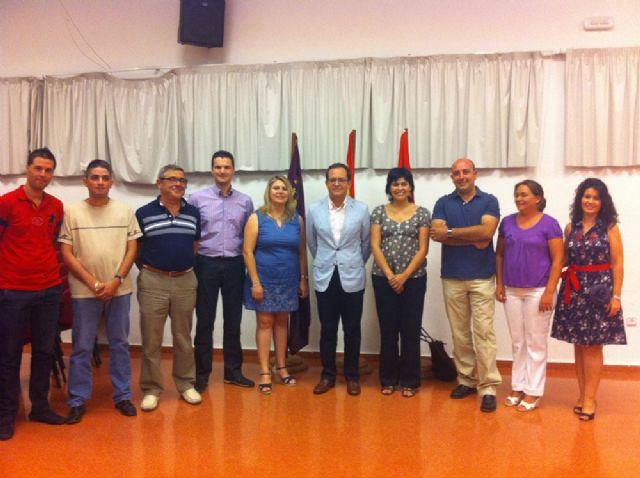 Cámara preside la elección de los presidentes de las juntas municipales de Llano de Brujas y El Raal - 4, Foto 4