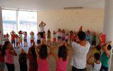 Finaliza el curso de la Escuela de Verano en Las Torres de Cotillas