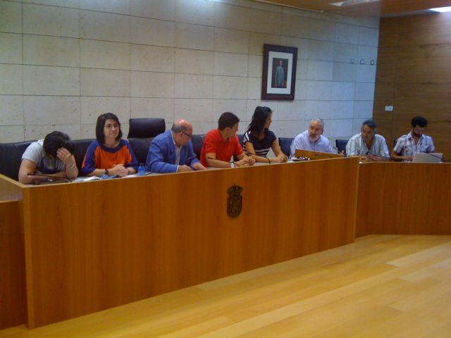 Se constituye el Pleno de la Mancomunidad de Servicios Turísticos de Sierra Espuña, Foto 3