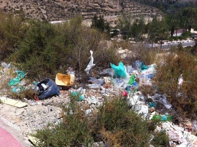 El PSOE de Archena exige la limpieza del pueblo - 2, Foto 2