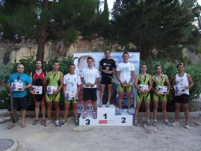 Ciento ochenta triatletas consolidan el triatlón Villa de Blanca como una de las grandes pruebas de la Región - 2, Foto 2