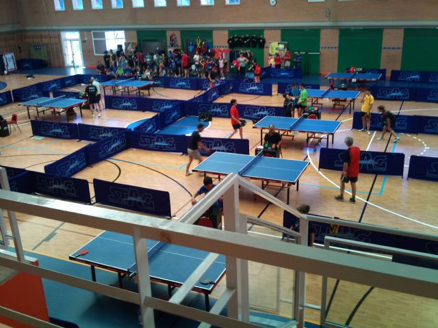 Tenis de mesa. I Torneo VSport en Granada - 1, Foto 1
