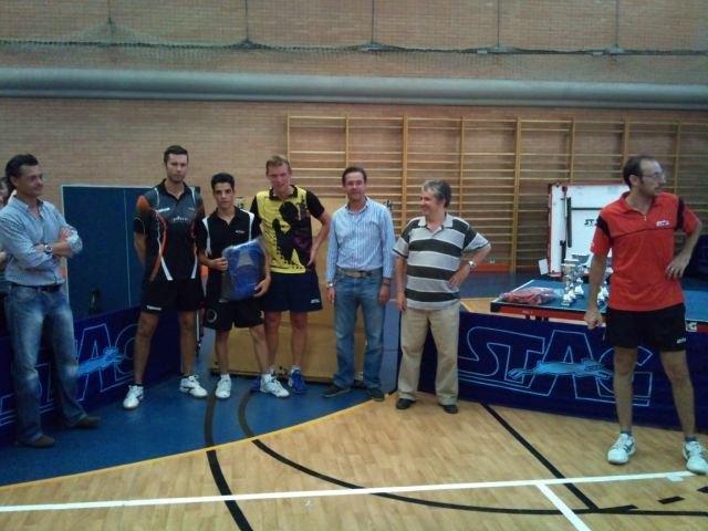 Tenis de mesa. I Torneo VSport en Granada - 2, Foto 2