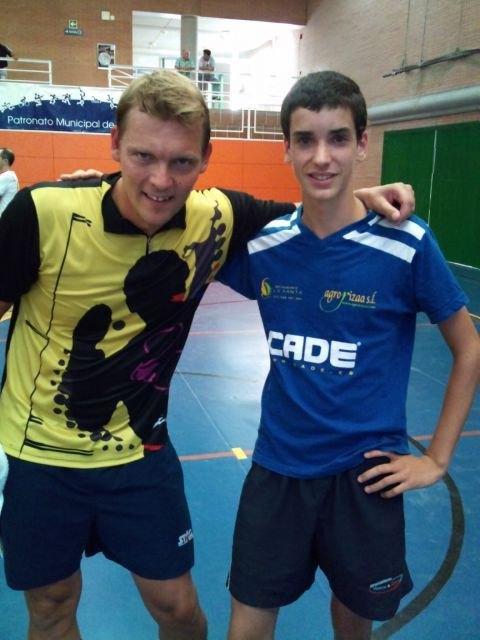 Tenis de mesa. I Torneo VSport en Granada - 3, Foto 3