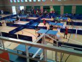 Tenis de mesa. I Torneo VSport en Granada