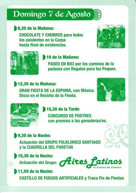 La Pedan�a de la Costera celebra sus Fiestas de Verano este fin de semana con un amplio abanico de actuaciones y actividades, Foto 3