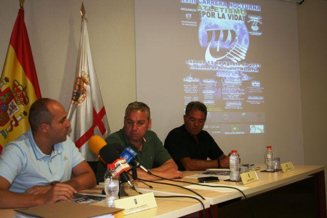 Mazarrón correrá por la vida el próximo 13 de agosto - 1, Foto 1
