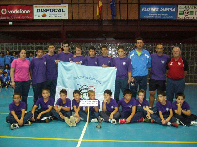 Nueva edicion del Torneo Internacional de Futbol-Sala Base de Cangas de Narcea, Foto 2