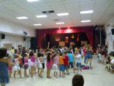 La Escuela de Verano de Servicios Sociales despidió julio con una gran fiesta