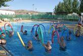 Más de 6.500 bañistas disfrutaron durante el mes de julio de las piscinas municipales de Puerto Lumbreras
