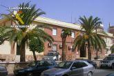 Se inicia la reconstrucci�n del Cuartel de la Guardia Civil de Lorca, afectado por el se�smo del 11 de mayo