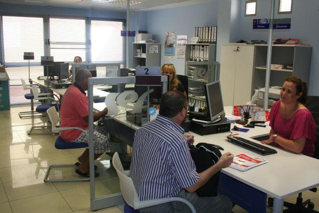 Mazarrón crea empleo frente al aumento de paro regional, Foto 1