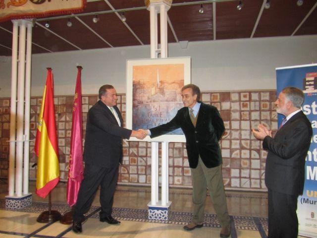 Clase magistral de pintura impartida por Pedro Cano en La Unión - 1, Foto 1