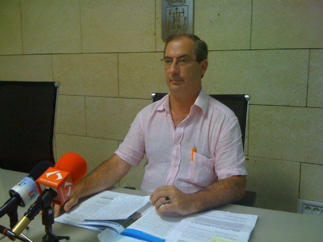 El concejal de Industria anuncia que no percibir� ninguna retribuci�n salarial como presidente de Proinvitosa, Foto 2