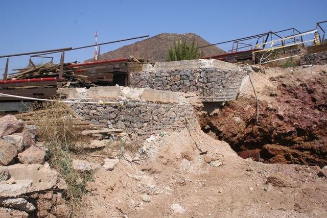 El ayuntamiento de Mazarrón desmontará el auditorio de los Vélez por seguridad - 3, Foto 3