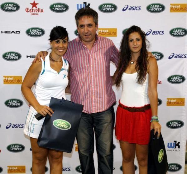 Cristina Talavera arrasa en el prestigioso torneo Padel Tour Land Rover, Foto 1