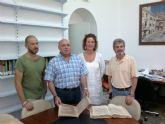 El Archivo Municipal recibe los libros de elecciones y acuerdos del Concejo de Mula del siglo XVI