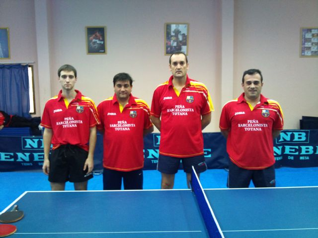 Tenis de mesa. Composici�n de los grupos de la 2ª Divisi�n Nacional Masculina para la temporada 2.011-2.012., Foto 1