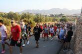San Cayetano llega a los rincones entre v�tores de los vecinos