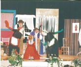 Alfar Teatro, el grupo del fallecido Paco Rubio, estrena tres piezas teatrales escritas por alumnos del curso de dramaturgia organizado por Festival de Teatro y Danza de San Javier