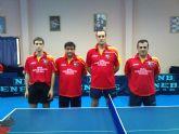 Tenis de mesa. Composici�n de los grupos de la 2ª Divisi�n Nacional Masculina para la temporada 2.011-2.012.