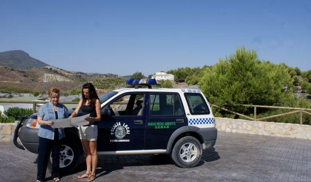 El Ayuntamiento pone en marcha un servicio permanente de seguridad para proteger el paraje natural del Cabezo de la Jara - 1, Foto 1