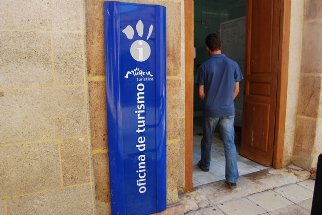 The Tourist Information Office in Totana has received over 2,100 visits during the first seven months of 2011