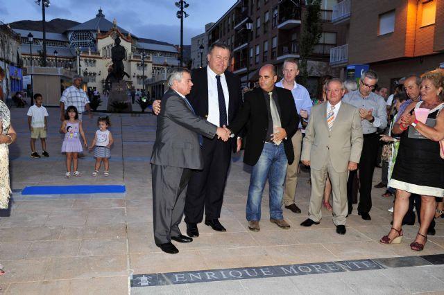 El Festival del Cante de las Minas rinde homenaje a Enrique Morente un año después de su muerte - 2, Foto 2