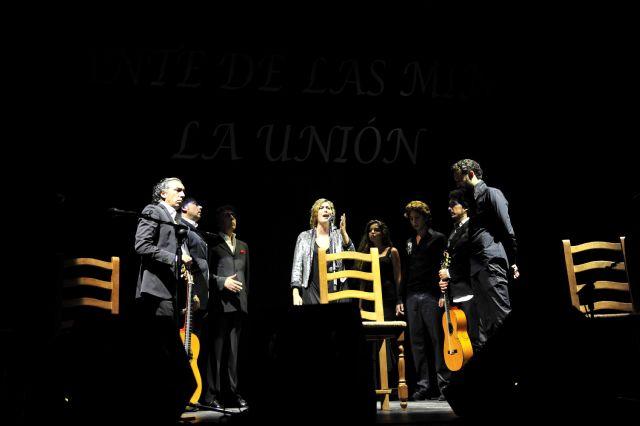 El espíritu de Enrique Morente se reencarnó anoche en su hija Estrella en la catedral del cante - 5, Foto 5