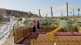 El Castillo de Nogalte de Puerto Lumbreras ofrecerá a los visitantes  una nueva zona lúdico recreativa para los más pequeños
