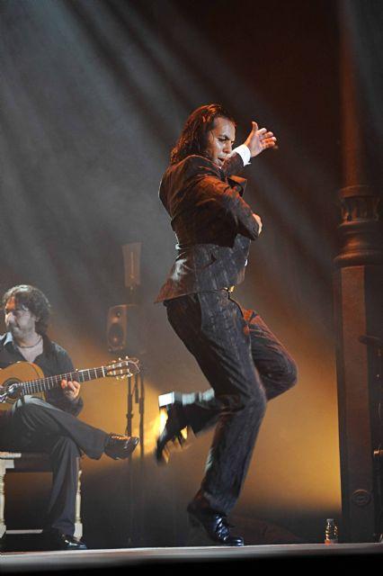 Farruquito levanta la catedral del cante con su espectáculo Puro Flamenco - 2, Foto 2