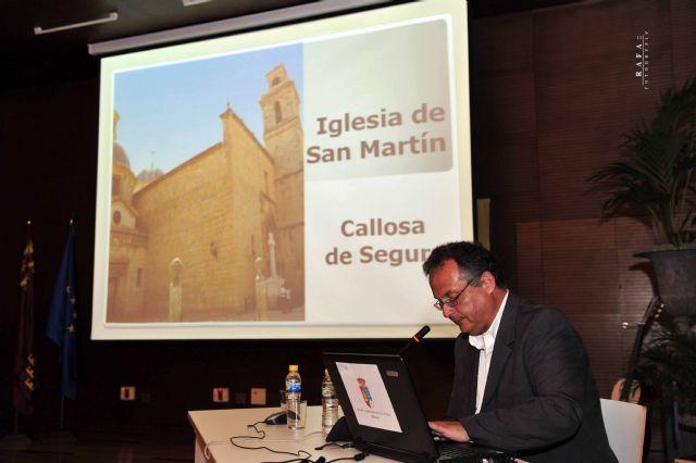 Exitosa clase magistral de pintura impartida por Pedro Cano en La Unión - 1, Foto 1