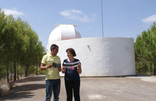 Lluvia de Estrellas en el Observatorio Astronómico del Cabezo de la Jara en Puerto Lumbreras - 1, Foto 1