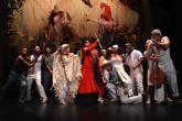 Los cubanos de Mefisto Teatro presentan una versión caribeña del 'Fuenteovejuna' de Lope de Vega