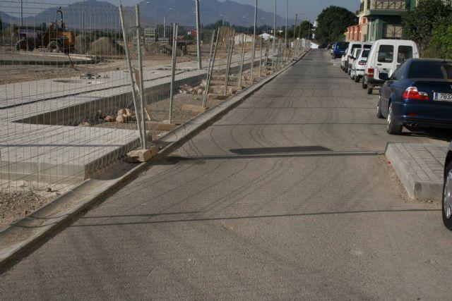 PSOE: El Ayuntamiento de Puerto Lumbreras construye un parque público sin cumplir con las normas básicas de accesibilidad - 2, Foto 2