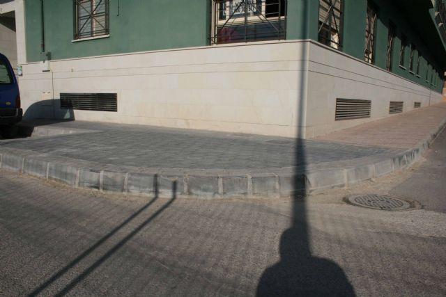 PSOE: El Ayuntamiento de Puerto Lumbreras construye un parque público sin cumplir con las normas básicas de accesibilidad - 4, Foto 4