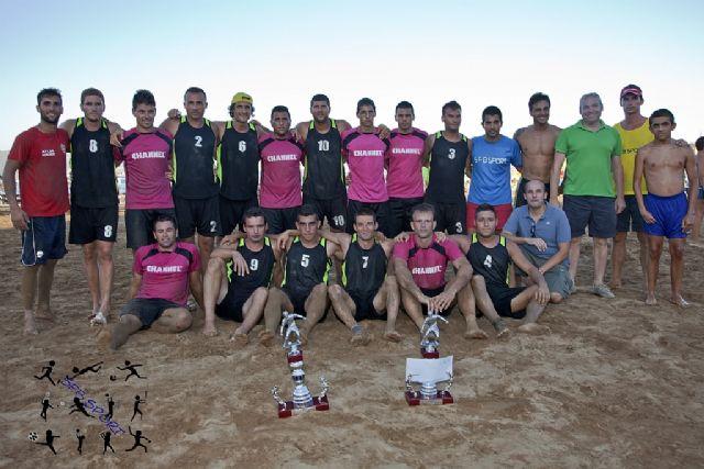 Irish Tavern de Almería gana el I Torneo de Fútbol Playa - 1, Foto 1