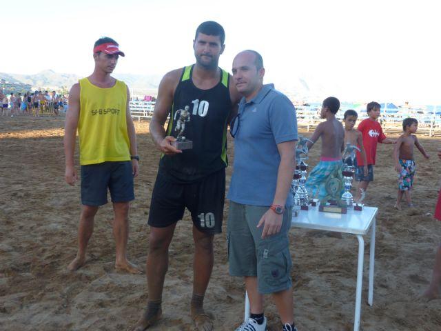 Irish Tavern de Almería gana el I Torneo de Fútbol Playa - 2, Foto 2