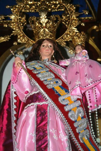 La Virgen del Cisne ser� venerada este s�bado en Mazarr�n, Foto 1