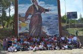 64 jóvenes del municipio participaron en un campo de trabajo y campamento en Javier Navarra