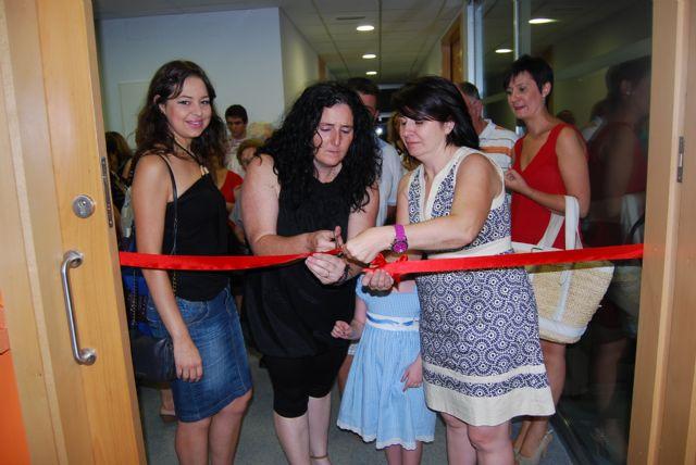 Se inaugura el nuevo servicio de cafeter�a habilitado en el Centro Social del barrio Ol�mpico-Las Peras, Foto 2