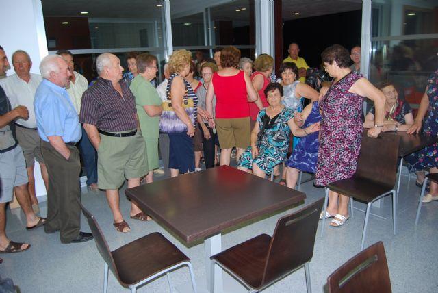 Se inaugura el nuevo servicio de cafeter�a habilitado en el Centro Social del barrio Ol�mpico-Las Peras, Foto 3