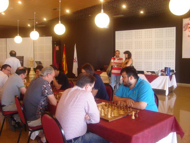 Casi�200 ajedrecistas disputan desde ayer en Totana el Campeonato Nacional correspondiente al grupo II, Foto 2