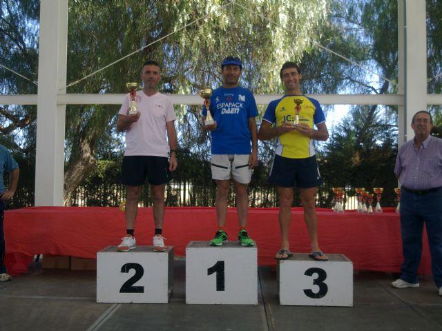 Continuing the successful summer season of Totana Athletics Club