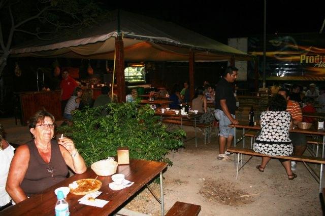 La Feria del Pulpo anima las noches del Rihuete - 1, Foto 1