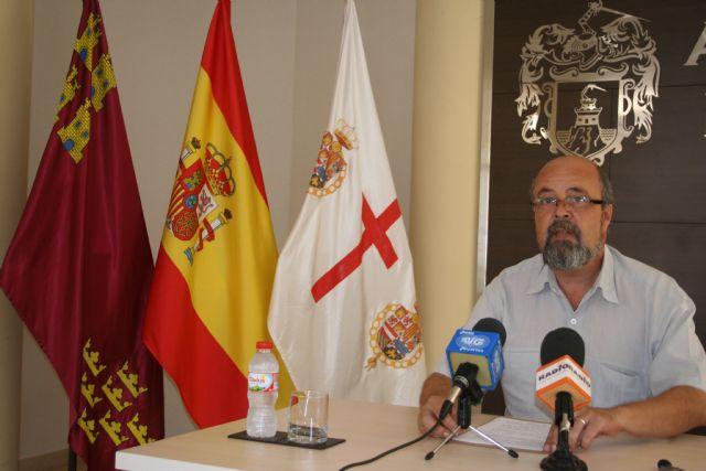 El ayuntamiento de Mazarrón sacará de las listas del SEF a doce desempleados - 1, Foto 1